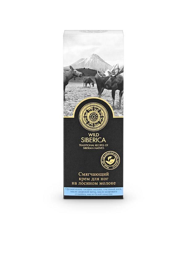 Купить NATURA SIBERICA Wild Siberica Смягчающий крем для ног, , 75 мл (shop: Organic-shops Organic shops)