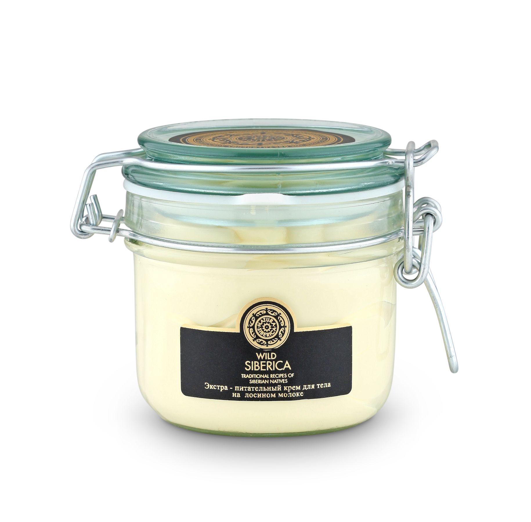 Купить NATURA SIBERICA Wild Siberica Экстра-питательный крем для тела, 180 мл (shop: Organic-shops Organic shops)